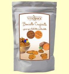 Boniato Crujiente Deshidratado - Vitasnack - 24 gramos