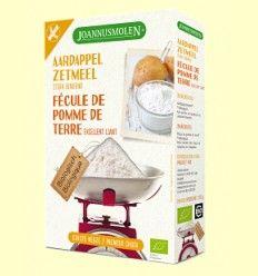 Fécula de Patata Sin Gluten - Joannusmolen - 250 gramos
