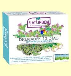 Drenaben 10 Días - Naturben - 150 ml