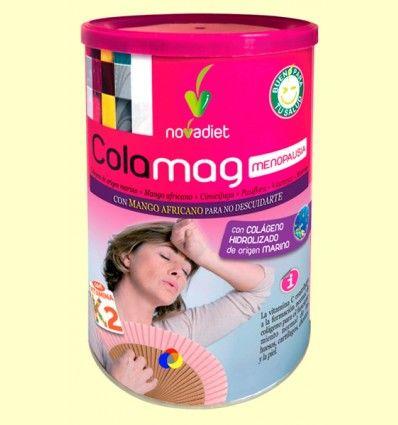 Colamag Menopausia - Novadiet - 300 gramos *