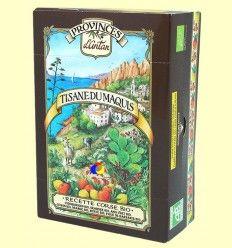 Tisana de los Maquis de Córcega Bio (Envase blando) - Provence d'Antan - 30 bolsitas