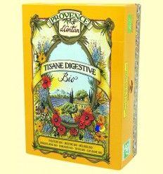 Tisana Digestiva Bio (Envase blando) - Provence d'Antan - 30 bolsitas