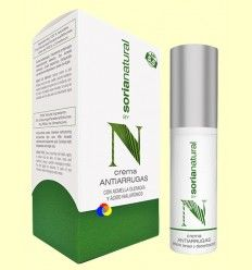 Crema Antiarrugas - Soria Natural - 30 ml