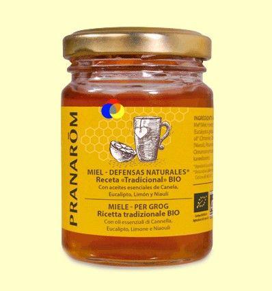 Miel Defensas Naturales Bio - Pranarom - 100 ml *