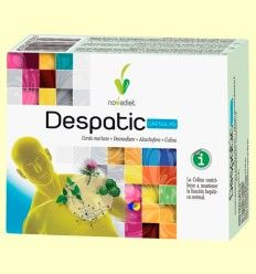 Despatic - Función Hepática - Novadiet - 60 cápsulas vegetales