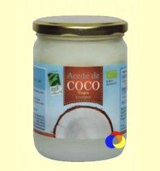 Aceite de Coco Virgen Eco - 100% Natural - 500 ml