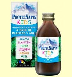 ProtecSapin Kids - Sistema Respiratorio - Natysal - 150 ml