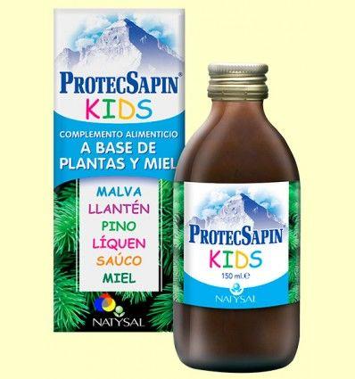 ProtecSapin Kids - Sistema Respiratorio - Natysal - 150 ml *
