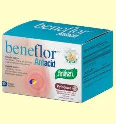 Beneflor Antacid - Bienestar gástrico - Santiveri - 30 sobres