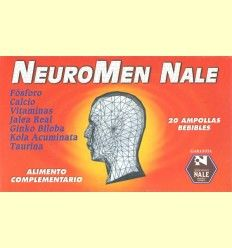 NeuroMen - Lab. Nale - 20 ampollas