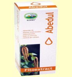 Abedul Fitoextract concentrado - Eladiet - 50 ml