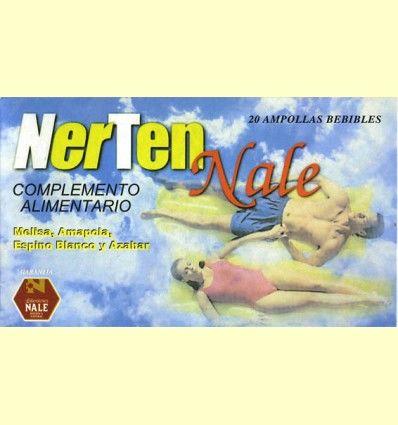 NerTen - Laboratorios Nale - 20 ampollas