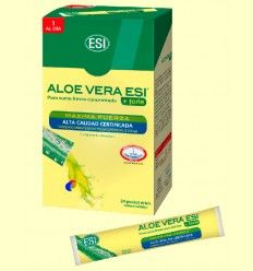 Zumo Aloe Vera Forte - Laboratorios ESI - 24 Pocket Drink