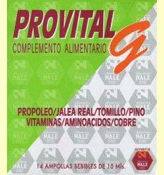 Provital Grip - Laboratorios Nale - 14 ampollas