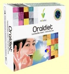 Oraldiet - Mal aliento - Novadiet - 30 comprimidos masticables