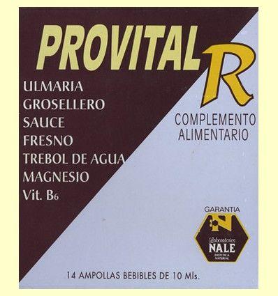 Provital R - Laboratorios Nale - 14 ampollas
