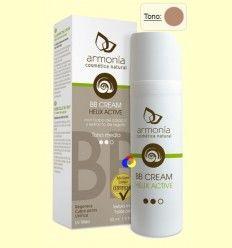 BB Cream Helix Active Baba de Caracol - Tono Alto - Crema Iluminadora - Armonía - 30 ml