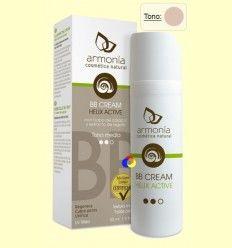 BB Cream Helix Active Baba de Caracol - Tono Claro - Crema Iluminadora - Armonía - 30 ml
