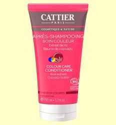 Acondicionador Cuidado del Color Bio - Cattier - 150 ml
