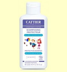 Champú Protector Infantil Bio - Cattier - 200 ml