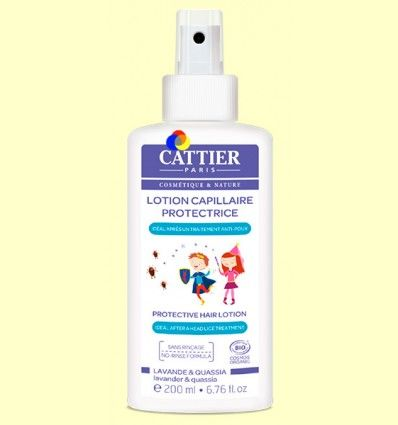 Loción Capilar Protectora Infantil Bio - Cattier - 200 ml