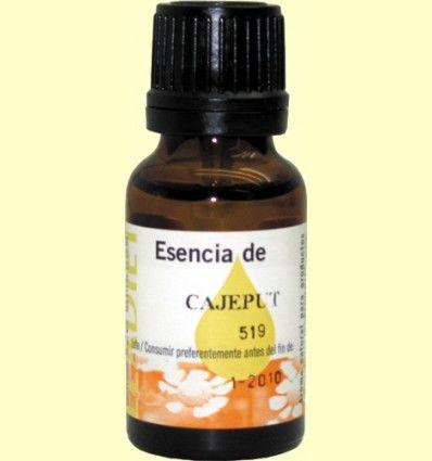 Cajeput Fitoesencial - Aceite Esencial - Eladiet - 15 ml