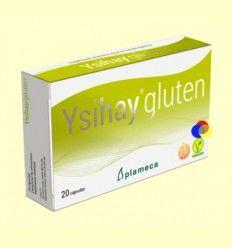 Ysihay Gluten - Intolerancia Gluten - Plameca - 20 cápsulas