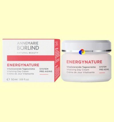 Crema de Día Revitalizante Energy Nature - Anne Marie Börlind - 50 ml