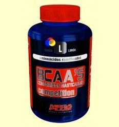 BCAA'S Competition - Mega Plus - 200 comprimidos masticables