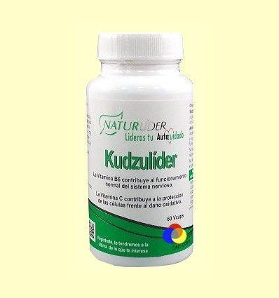 Kudzulider - Naturlider - 60 cápsulas