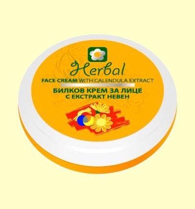Crema Facial Herbal Caléndula - Biofresh Cosmetics - 75 ml