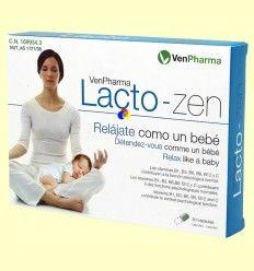 Lacto-Zen - Relájate como un bebé - VenPharma - 30 cápsulas