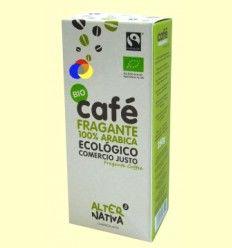 Café Fragante Molido Bio - Alter Nativa 3 - 250 gramos