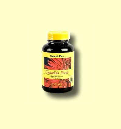 Cándida Forte - Natures Plus - 60 cápsulas