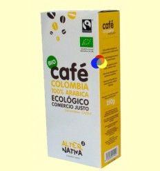 Café de Colombia Molido Bio - Alter Nativa 3 - 250 gramos