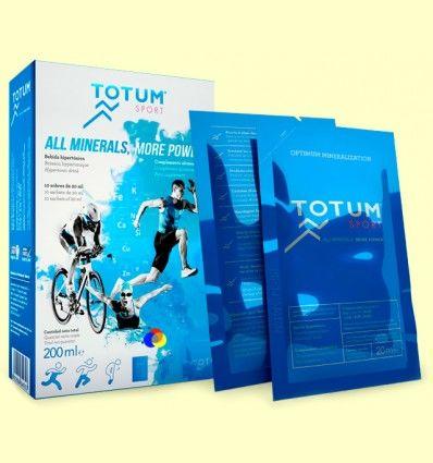 Totum Sport - Agua de mar microfiltrada - Quinton - 200 ml