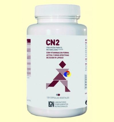 CN2 - LCN - 60 cápsulas *