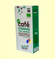 Café Chiapas Molido Bio - Alter Nativa 3 - 250 gramos