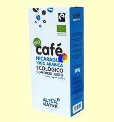 Café de Nicaragua Molido Bio - Alter Nativa 3 - 250 gramos