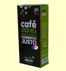 Café de Costa Rica y Tanzania Molido - Alter Nativa 3 - 250 gramos