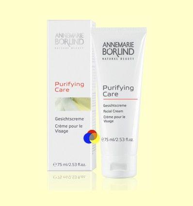 Purifying Care - Crema Facial Impurezas - Anne Marie Borlind - 75 ml