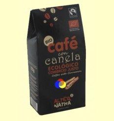 Café Aromatizado a la Canela Molido Bio - Alter Nativa 3 - 125 gramos