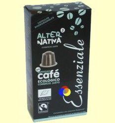 Cápsulas de Café Essenziale Bio - Alter Nativa 3 - 10 cápsulas