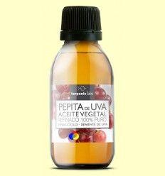 Aceite Vegetal de Pepita de Uva Refinado 100% Puro - Terpenic Labs - 100 ml