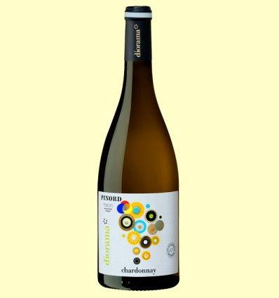 Vino Diorama Chardonnay Ecológico - Pinord - 750 ml *
