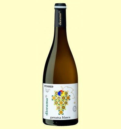 Vino Diorama Garnacha Blanca Ecológico - Pinord - 750 ml