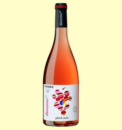Vino Diorama Pinot Noir Ecológico - Pinord - 750 ml