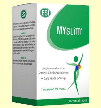 Myslim - ESI Laboratorios - 60 comprimidos *
