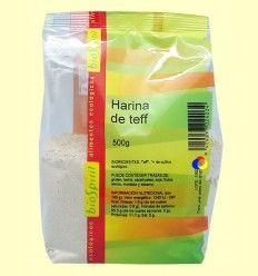 Harina de Teff Bio - BioSpirit - 500 gramos