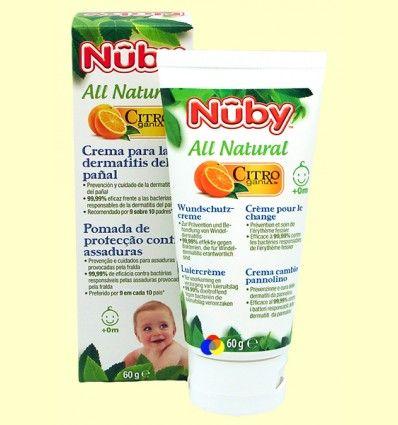 Crema para la Dermatitis del Pañal - Nuby - 60 gramos